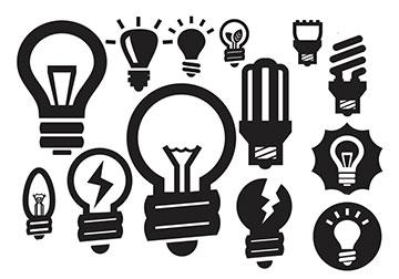 Conheça os principais tipos de lâmpada