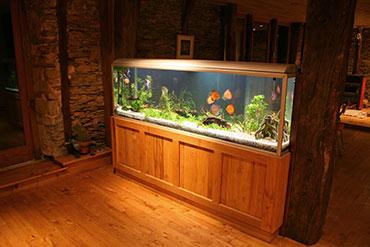 Como fazer um projeto de LED para aquários?